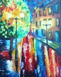 Art Exhibit Painting