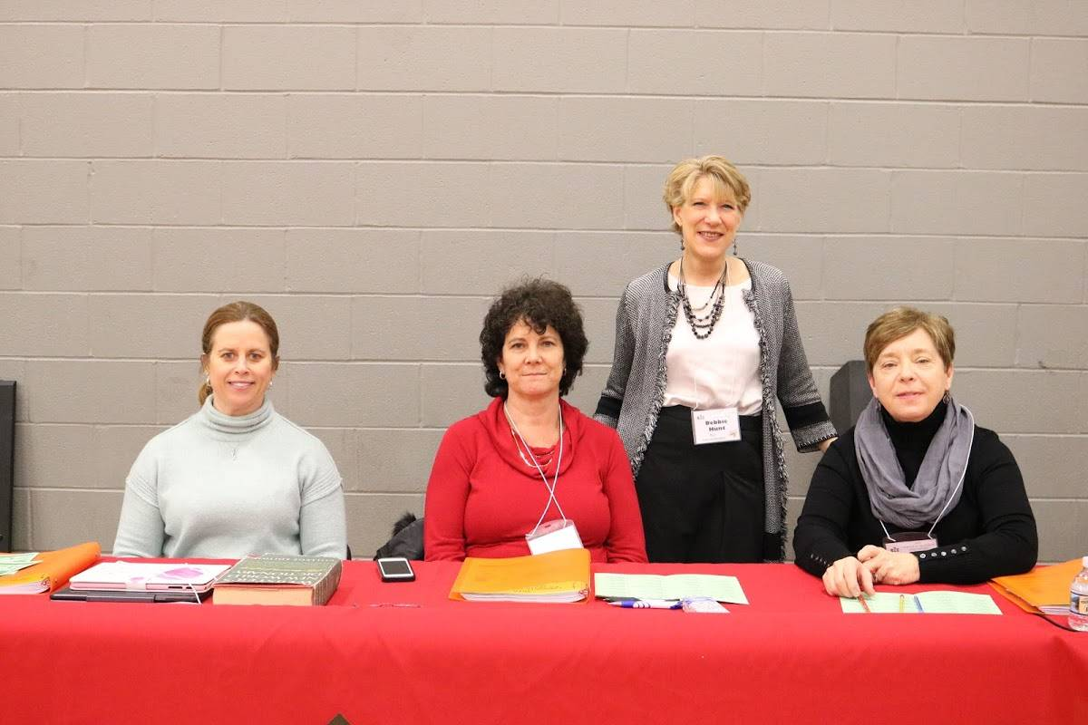 ESC/CT Spelling Bee Volunteers