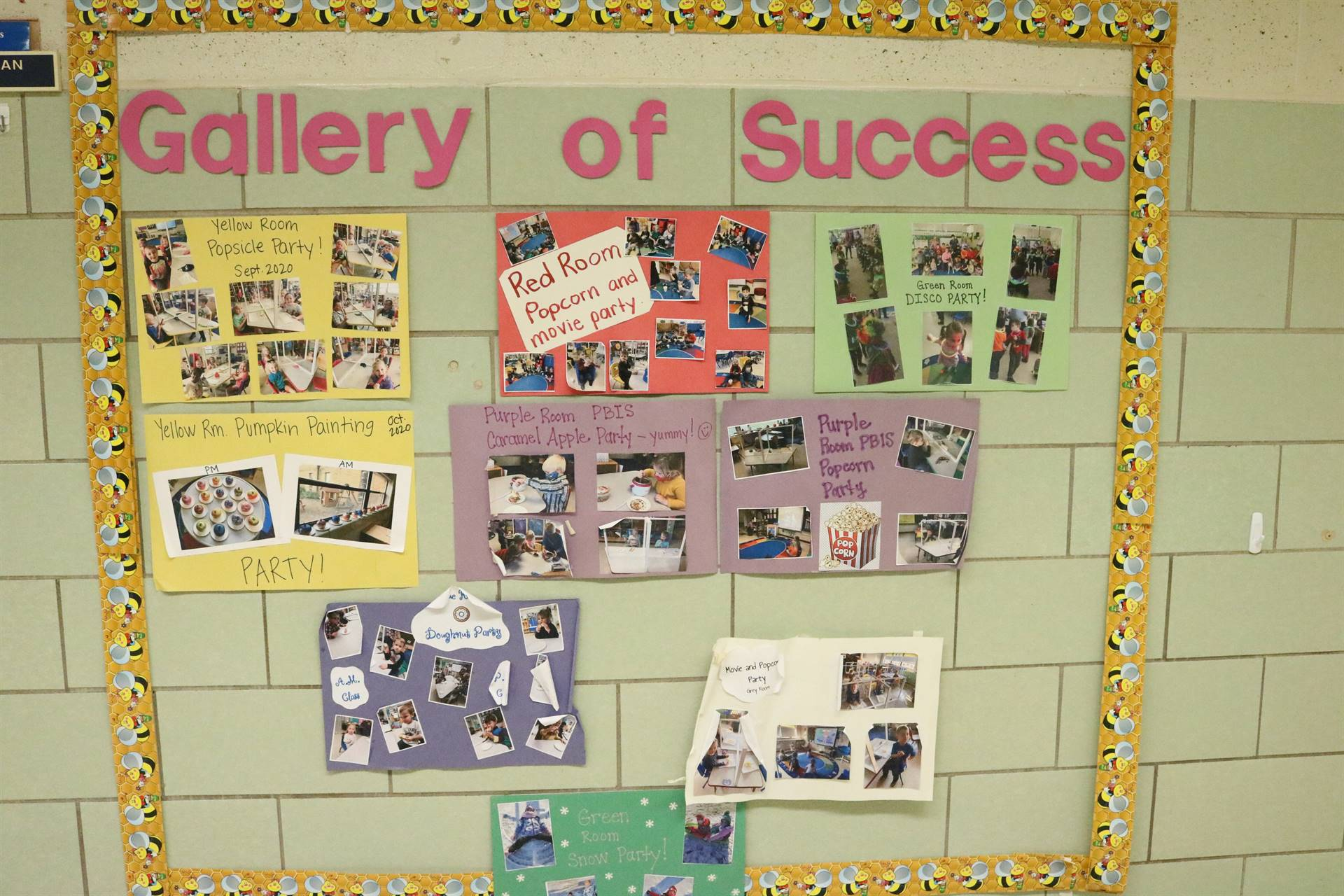 gallery of succes pictures